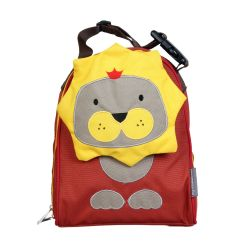 PVC FREE 3D Animal Lunch Bag for Kids Lion 1