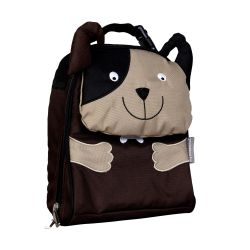 PVC FREE 3D Animal Lunch Bag for Kids Dog 2