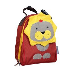 PVC FREE 3D Animal Lunch Bag for Kids Lion 2