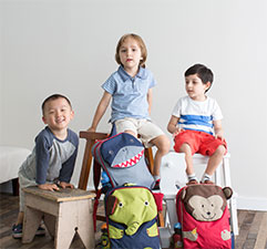 Kid's 3D FUN Animal Bags