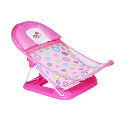 My Milestones Classic Baby Bather - Pink