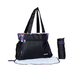 Diaper Bag Spectra Black 3