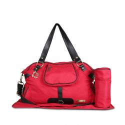 Diaper Bag Duo Studio Red 1