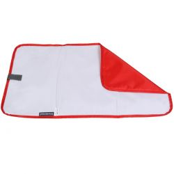 My Milestones Changing Mat 2pc Set - Red