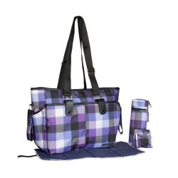 Diaper Bag Diva Purple 1