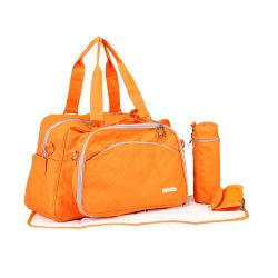 Diaper Bag Duo Detach Orange 3