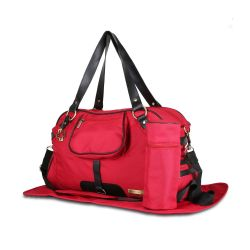 Diaper Bag Duo Studio Red 4